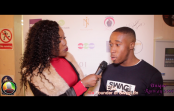 Jus Tandy interviews Ellz – Swag Ldn at Unique Runway
