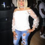 Hya P - CookOut White Top & Jeans-8065