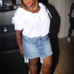 Hya P - CookOut White Top & Jeans-8067